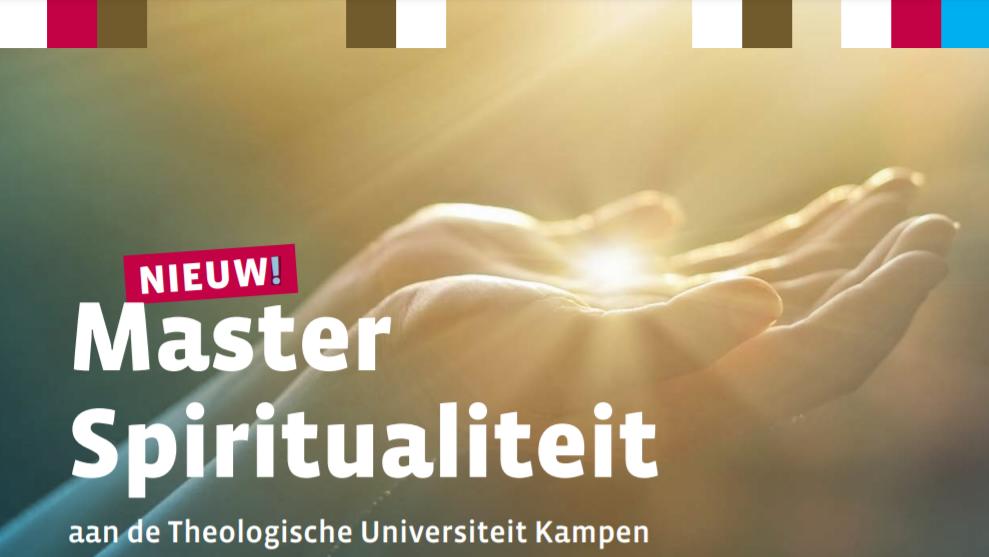 Master Christelijke Spiritualiteit 2021-2022